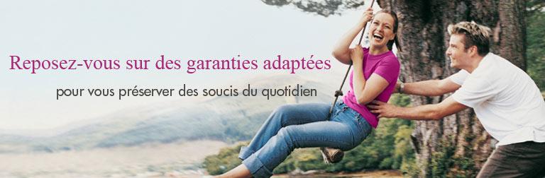 Assurances Vie Quotidenne : Auto, Habitat, Télésurveillance