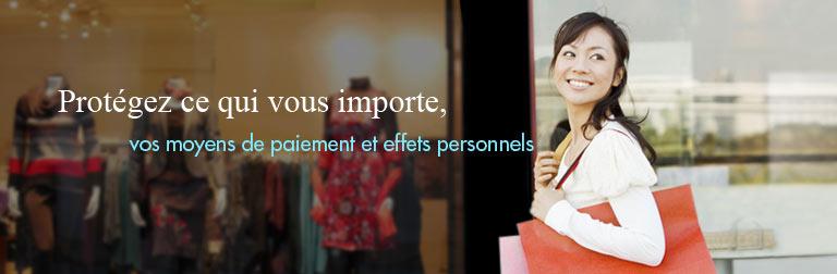 Assurance Protection des biens personnels American Express