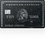 Garanties incluses dans la carte Centurion d%u2019American Express
