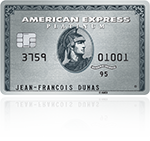 Garanties incluses dans la Carte Platinum American Express