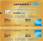 Garanties Carte AIR FRANCE KLM - AMERICAN EXPRESS GOLD