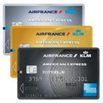 Garanties incluses Cartes AIR FRANCE KLM - AMERICAN EXPRESS