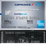 Garanties Carte AIR FRANCE KLM - AMERICAN EXPRESS SILVER